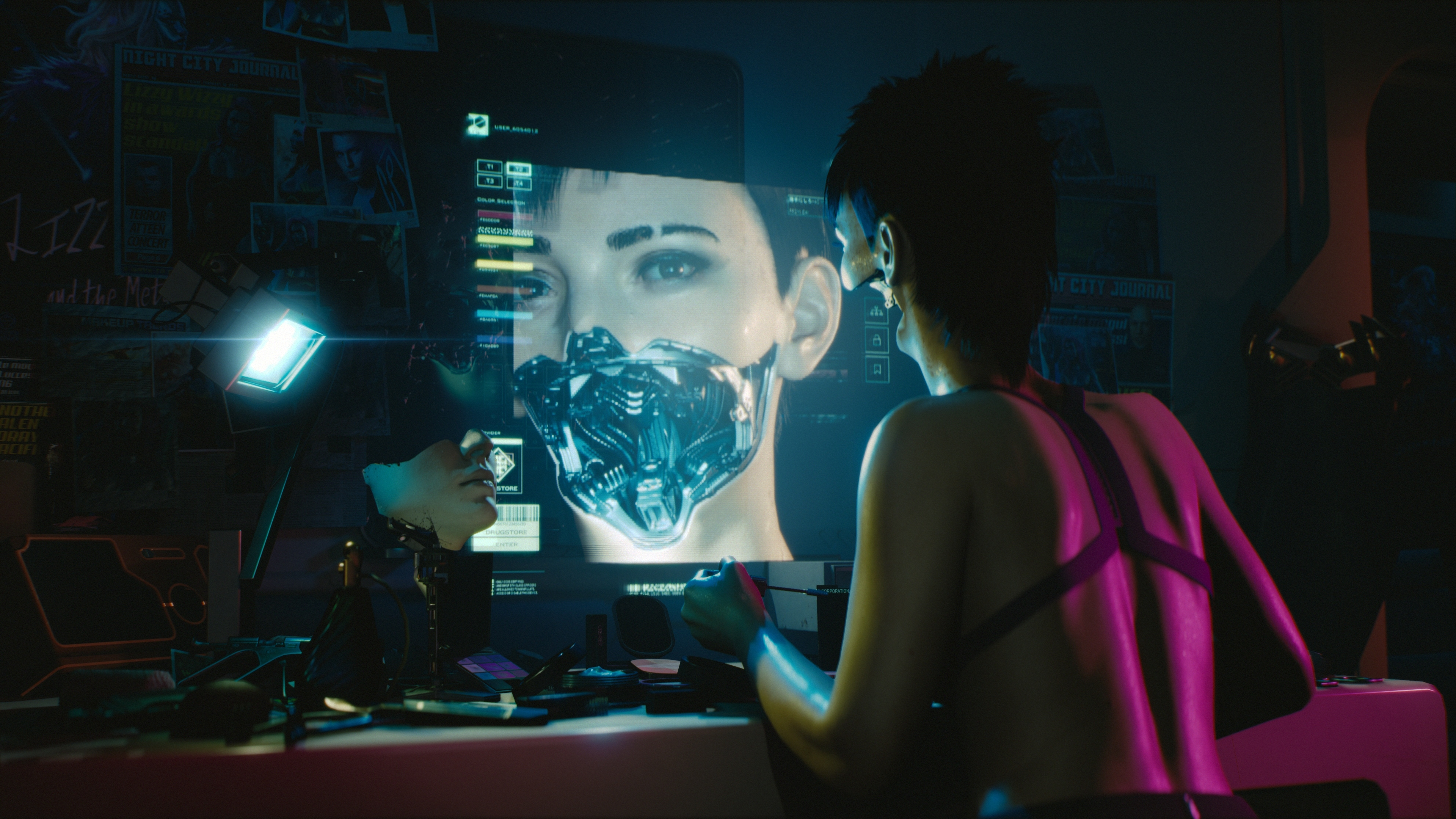 Cyberpunk 2077 no estará presente en The Game Awards
