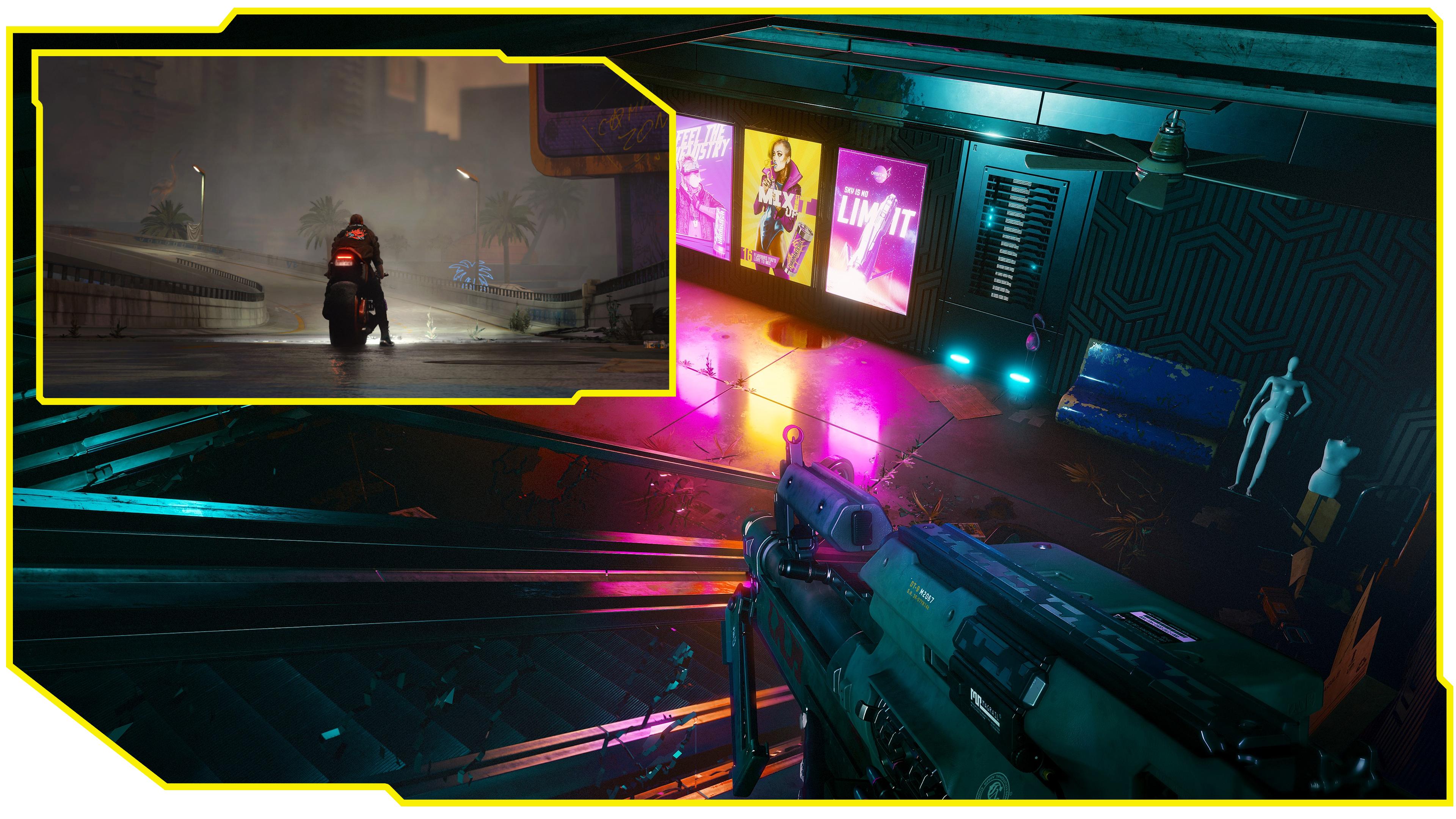 Cyberpunk 2077: No tendrá un sistema de moralidad