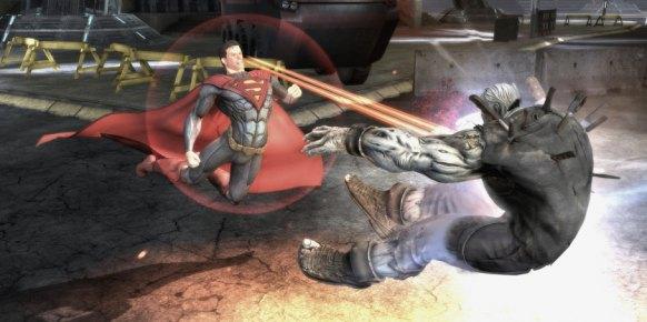 Injustice Gods Among Us Xbox 360