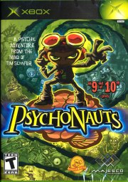 Psychonauts XBOX