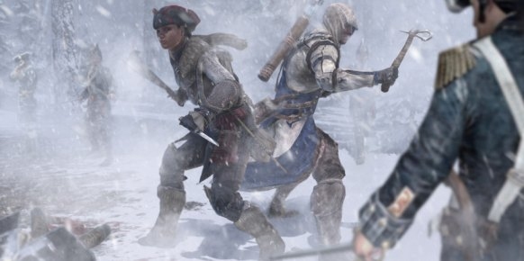 Assassin's Creed 3 Liberation