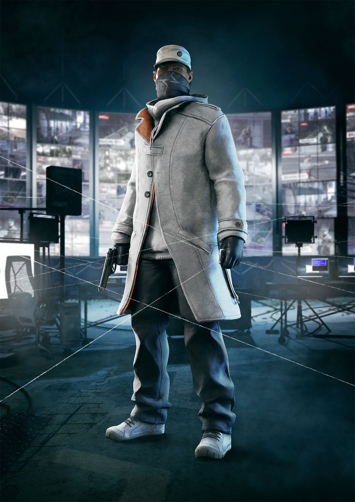 Watch Dogs Tenue Dedsec
