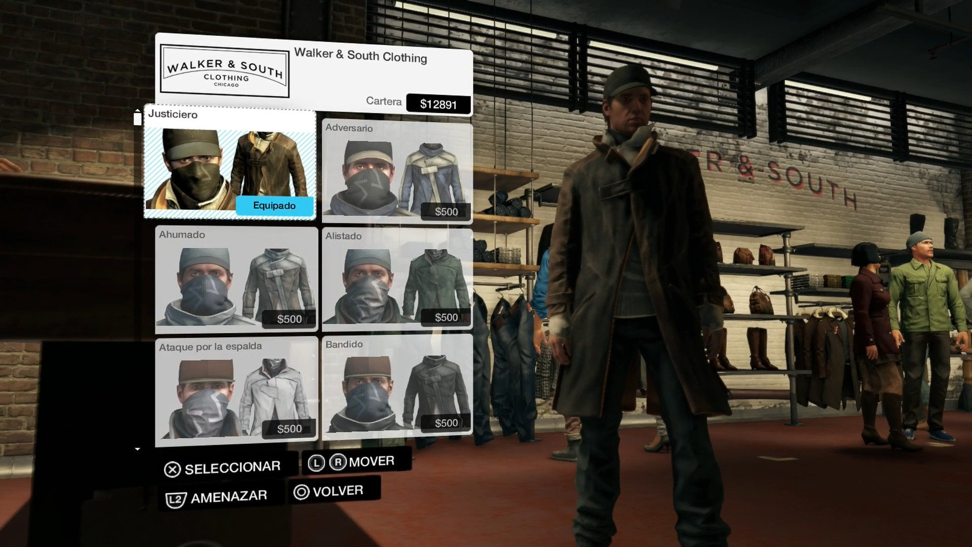 Watch Dogs Juego