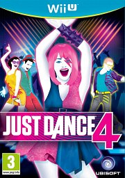 Carátula de Just Dance 4 - Wii U
