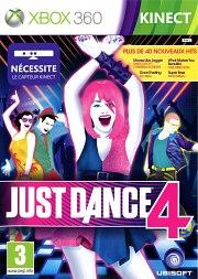 Carátula de Just Dance 4 - Xbox 360