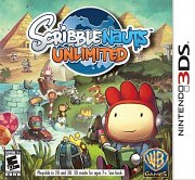 Carátula de Scribblenauts: Unlimited - 3DS