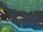 Scribblenauts Unlimited - Pantalla