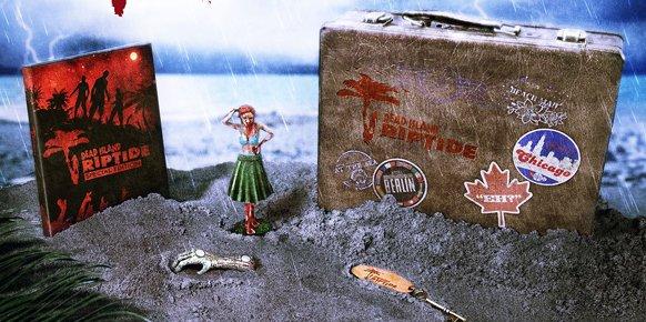 Dead Island: Riptide, edición especial Rigor Mortis