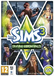 Los Sims 3: Sobrenatural