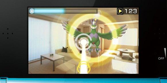 Pokémon RAdar 3DS