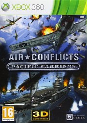 Carátula de Air Conflicts: Pacific Carriers - Xbox 360