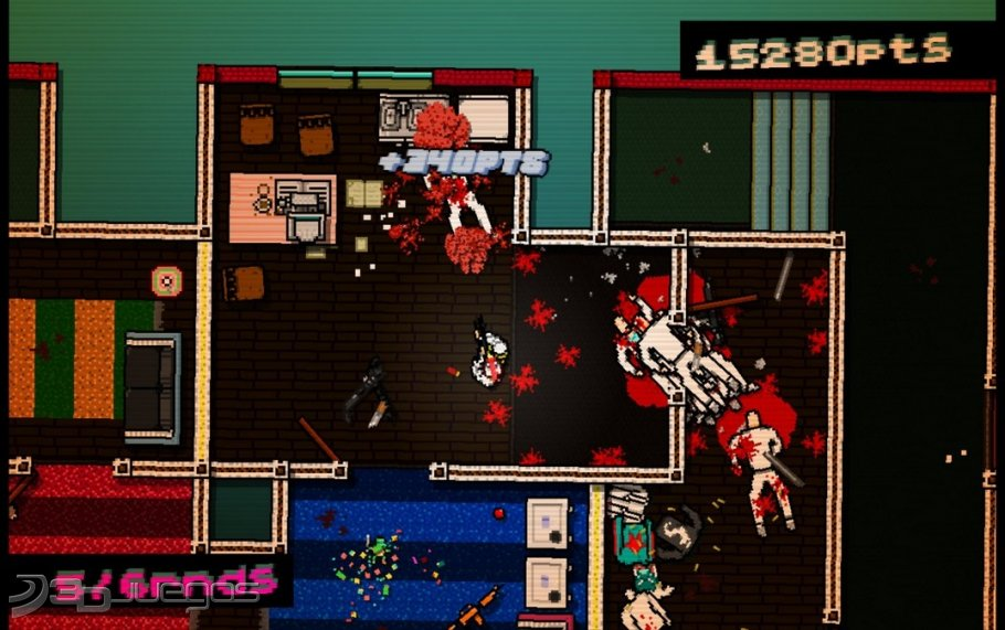 Hotline Miami - An�lisis