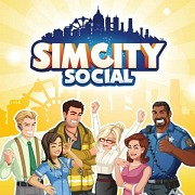 Carátula de SimCity Social - Web