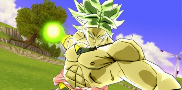 Dragon Ball Z Budokai HD an�lisis