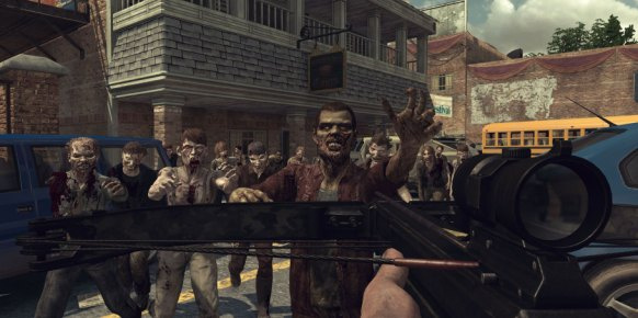 The Walking Dead Survival Instinct análisis