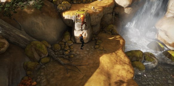 Brothers A Tale of Two Sons: Brothers A Tale of Two Sons: Impresiones jugables