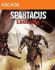 Carátula de Spartacus Legends - Xbox 360