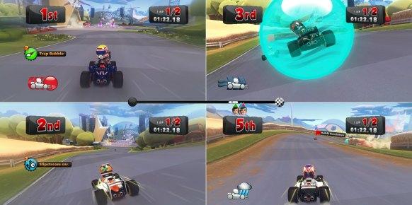 F1 Race Stars PS3