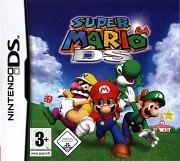 Carátula de Super Mario 64 DS - DS