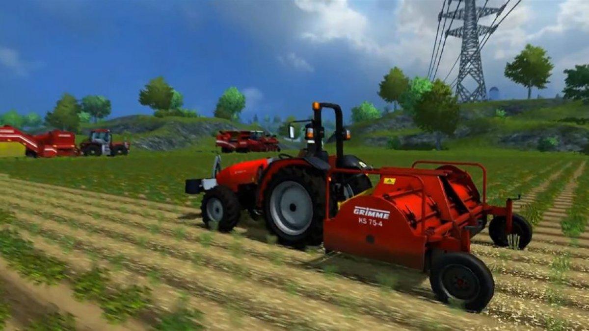 Farming Simulator 2013: Trailer de Lanzamiento (PC)