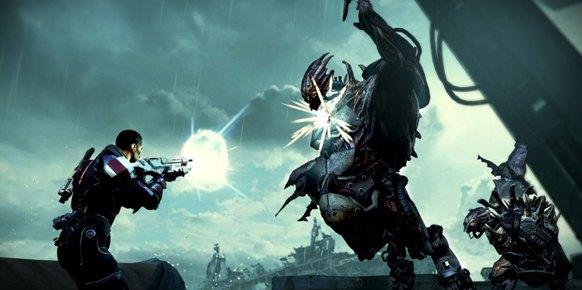 Mass Effect 3 Leviathan análisis
