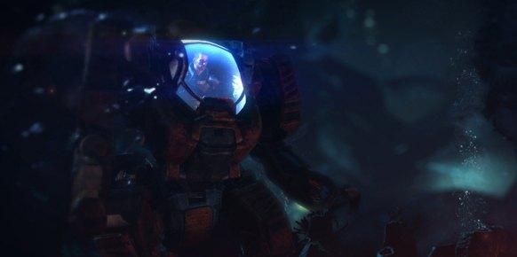 Mass Effect 3 Leviathan: Mass Effect 3 Leviathan: Primer contacto