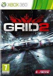 Carátula de GRID 2 - Xbox 360