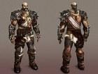 Blood Knights - Pantalla