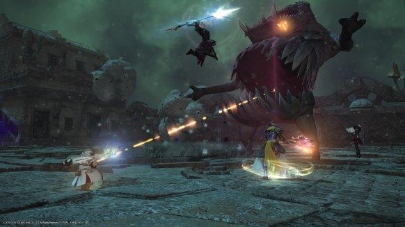 Final Fantasy XIV A Realm Reborn PS4
