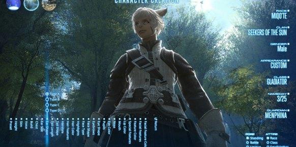 Final Fantasy XIV: Final Fantasy XIV A Realm Reborn: Impresiones