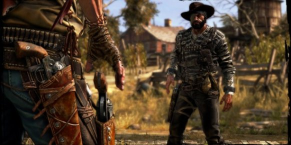 Call of Juarez Gunslinger Xbox 360