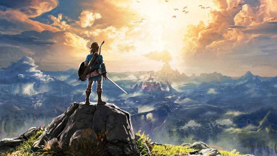 Zelda Breath of the Wild: Zelda: Breath of the Wild es único. Razones por las que debes jugarlo