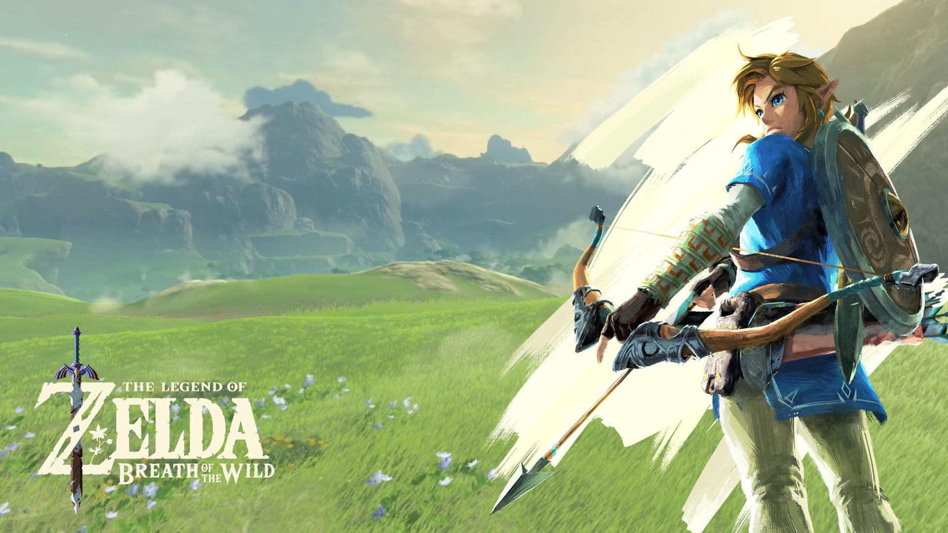 Podrás Vestir A Link Con El Traje Verde En Zelda Breath Of