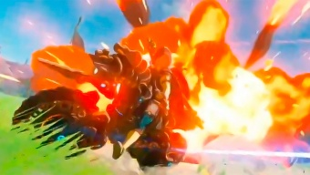 Zelda: Breath of the Wild puede ser tan espectacular como las películas de Fast and the Furious
