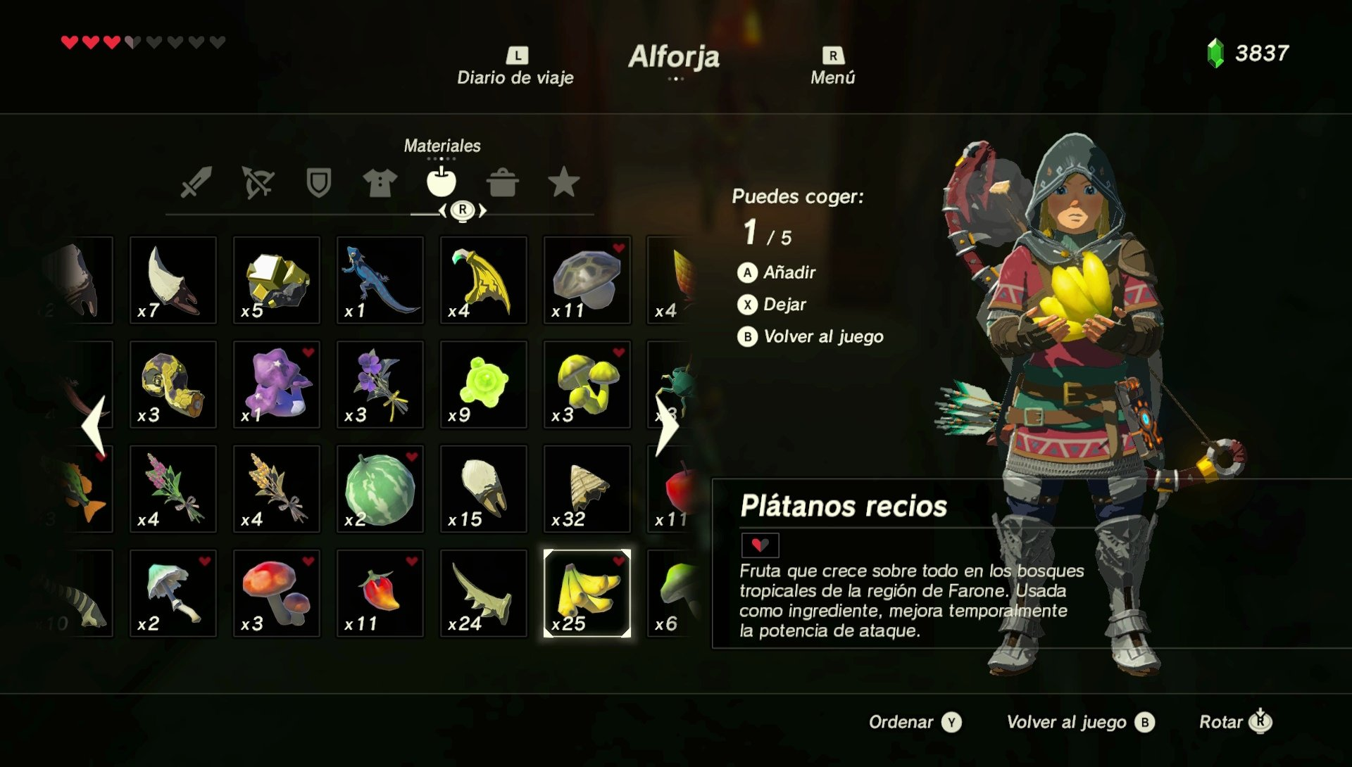 Analisis De The Legend Of Zelda Breath Of The Wild Para Nintendo