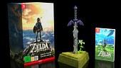 Video Zelda Breath of the Wild - Edición Limitada