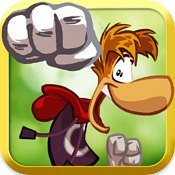 Carátula de Rayman: Jungle Run - iOS
