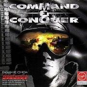 Carátula de Command & Conquer - PC