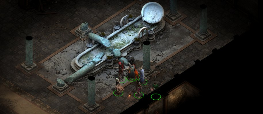 Pillars of Eternity Linux