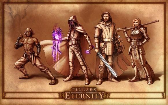 Pillars of Eternity Linux