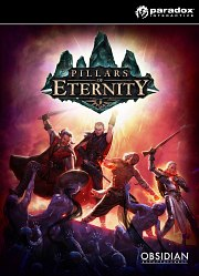 Carátula de Pillars of Eternity - PC
