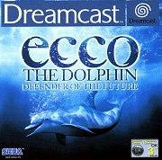 Carátula de Ecco the Dolphin - DC