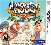 Harvest Moon: A New Beginning