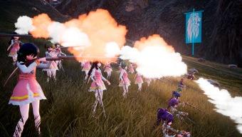 Un curioso juego mezcla batallas medievales al estilo Mount & Blade con chicas de anime