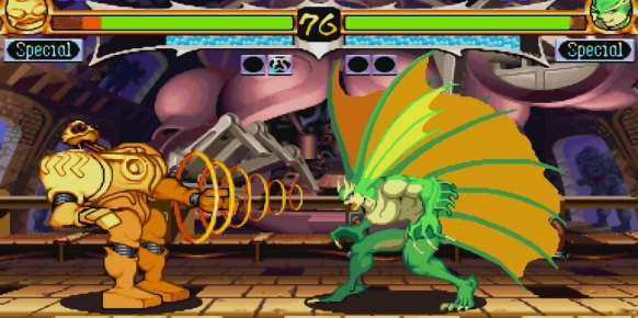 Darkstalkers Resurrection an�lisis