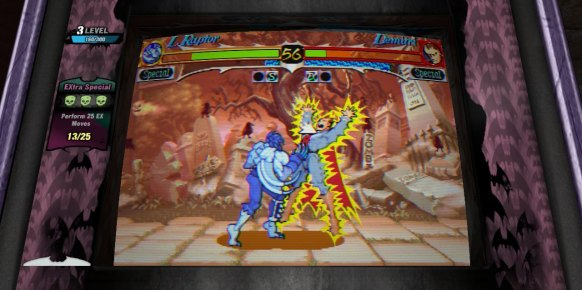 Darkstalkers Resurrection PS3