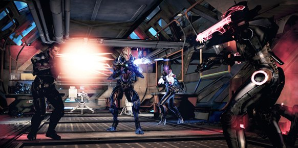 Mass Effect 3 Omega an�lisis