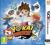 Carátula de Yo-Kai Watch - 3DS