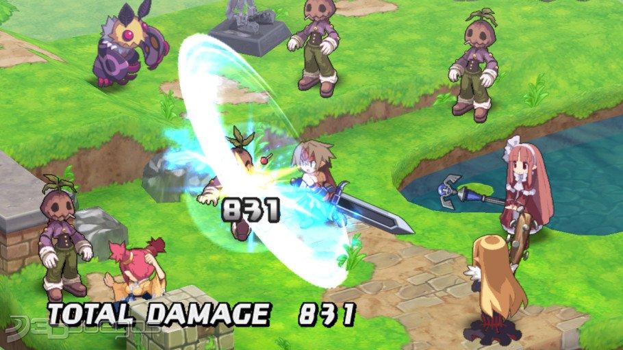 Analisis De Disgaea D2 A Brighter Darkness Para Ps3 3djuegos