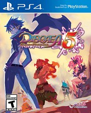 Disgaea 5: Alliance of Vengeance PS4